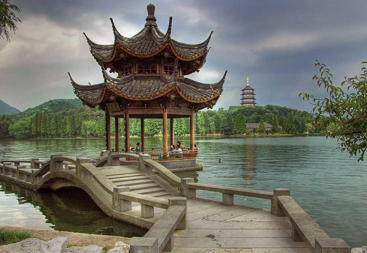 ponte com a china