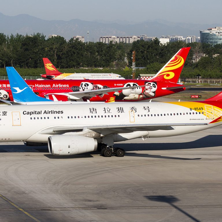 Covid-19: Beijing Capital Airlines suspende voos entre Portugal China