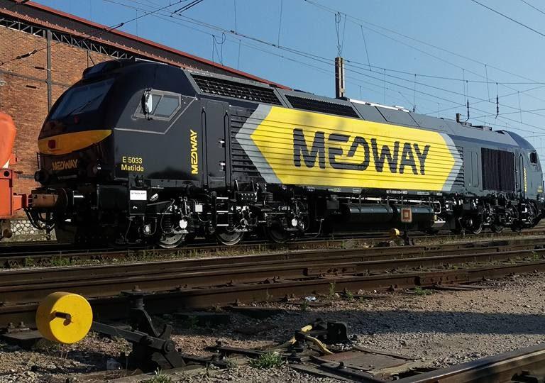 Medway oficializa novo serviço de transporte ferroviário entre Portugal e China