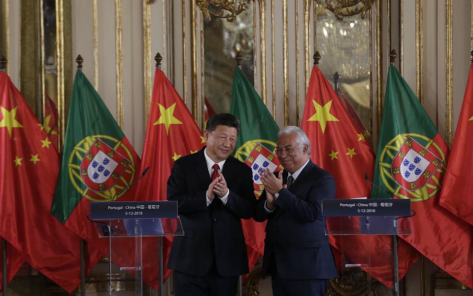China e Portugal juntos na transição digital, economia do mar e saúde